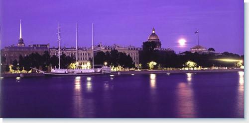 St Petersburg an der Newa