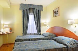 Doppelzimmer - Hotel Dostojewski, St. Petersburg