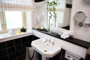 Badezimmer im Hotel Radisson Royal