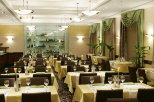 Restaurant im Hotel Radisson Royal St. Petersburg
