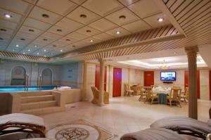 Wellnessbereich im Grand Hotel Emerald