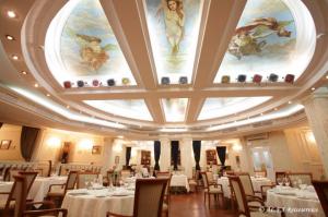 Restaurant im Boutique-Hotel Golden Garden