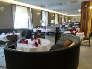 Restaurant Olivetto im Hotel Crowne Plaza St. Petersburg