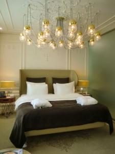 Doppelzimmer im Hotel Crowne Plaza St. Petersburg
