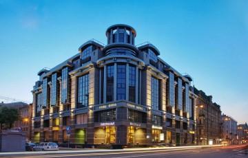 Fassade - Grand Hotel Emerald, St. Petersburg