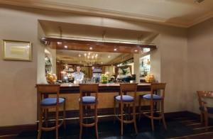Hotelbar im Radisson Royal