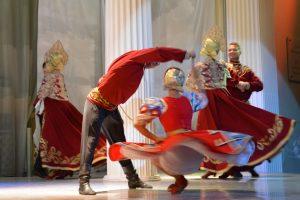 Folklore-Show St. Petersburg
