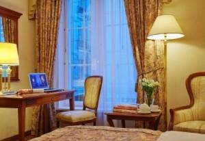 Zimmer im Grand Hotel Emerald