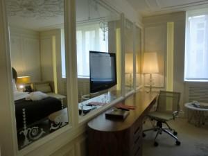 Suite im Hotel Crowne Plaza