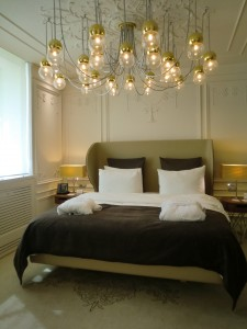 Suite im Hotel Crowne Plaza Ligovsky St. Petersburg