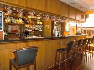 Bar im Hotel Dostojewski
