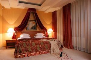Doppelzimmer im Boutique-Hotel Golden Garden in St. Petersburg