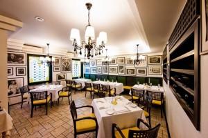 Frühstücksraum im Boutique-Hotel Golden Garden