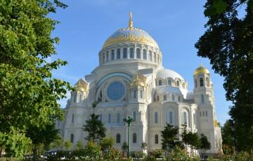 Palast in der Kronstadt