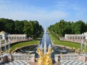 St. Petersburg Städtereise