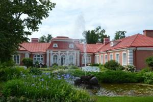 Parkanlage in Peterhof