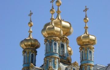 Katharinen-Palast in Puschkin