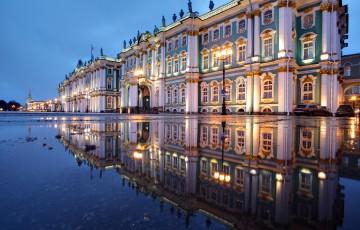 St. Petersburg Eremitage