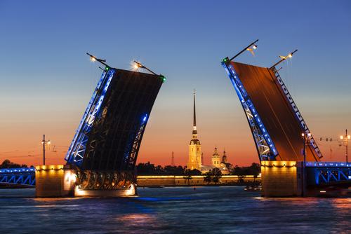 Peter-Paul-Festung, Newa St. Petersburg