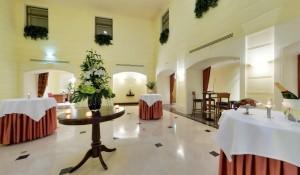 Lobby im Hotel Radisson Royal