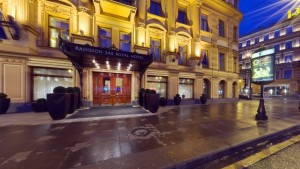 Hotel Radisson Royal