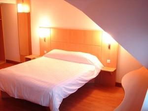 Doppelzimmer im Hotel IBIS St. Petersburg