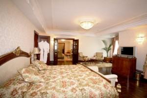 Doppelzimmer im Hotel Ambassador