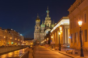 Erlöserkirche, St. Petersburg