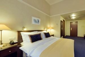 Doppelzimmer im Hotel Radisson Royal