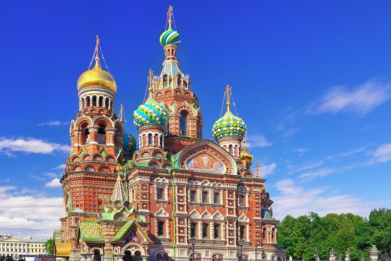 Moskau und St. Petersburg, Spezialist für Städtereisen
