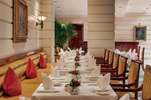 Beau Rivage Restaurant Hotel Kempinski St. Petersburg