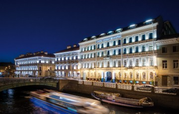 Hotel Kempinski Moika 22