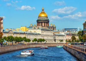 Premium St. Petersburg, Nacht der Museen, Petersburg Pauschal