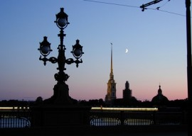 Weiße Nächte St. Petersburg