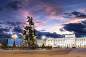 Weiße Nächte in St. Petersburg 2019