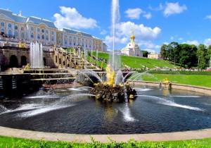 St. Petersburg Pauschalreise Peterhof