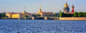 St.Petersburg Reisen