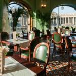 Café Singer Sankt Petersburg Russland