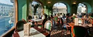 Cafes und Bars in St. Petersburg