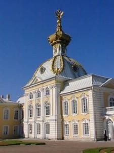 St. Petersburg im Frühling