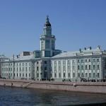 St. Petersburg im Sommer