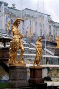 St. Petersburg im Herbst