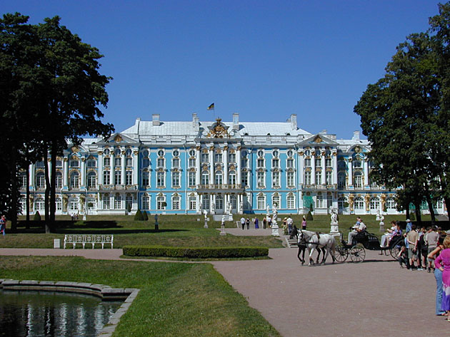 Grand Hotel Emerald St Petersburg