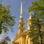 Kunden fotografieren: Peter-und-Paul-Kathedrale