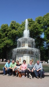 Kunden fotografieren: Katharinenpalast