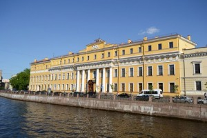 Museen in St. Petersburg: Jussupow-Palast