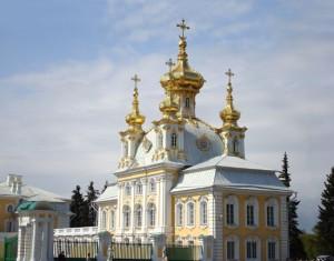 St. Petersburger Vororte