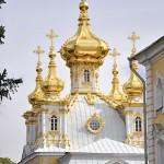 Peterhof in St. Petrsburg