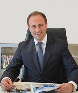 Geschäftsführer Alexander Kudriavtsev