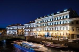Kempinski Hotel Moika - Restaurant in St. Petersburg